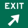 Don't confuse 'exciting' and 'exiting'