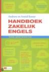 Cover of Handboek zakelijk Engels